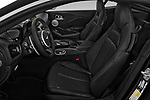 Front seat view of 2018 Aston Martin Vantage - 2 Door Coupe Front Seat  car photos