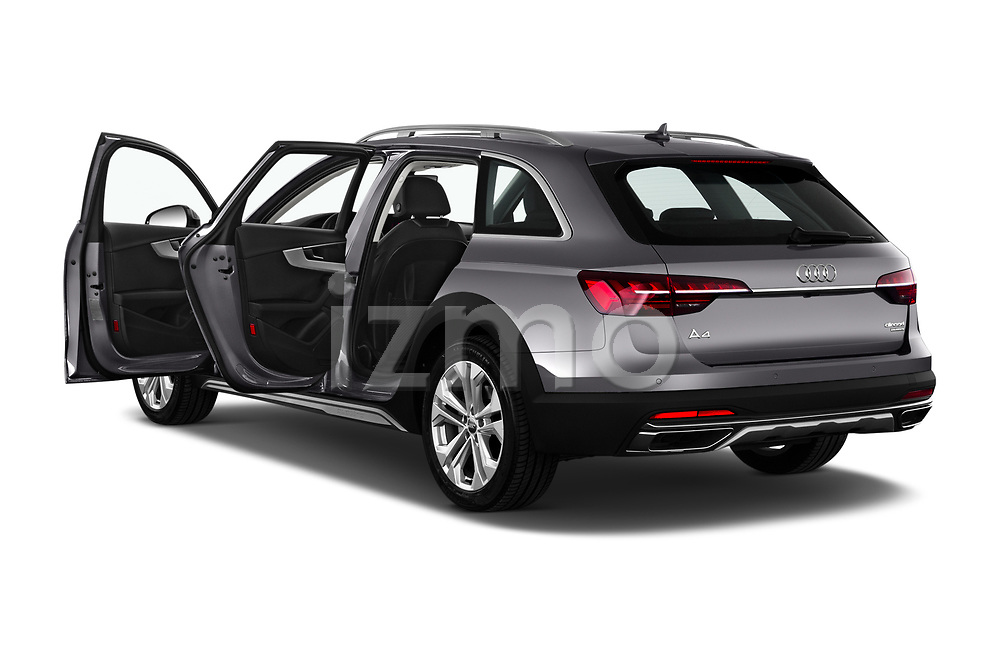 Car images close up view of a 2020 Audi A4-Allroad Base 5 Door Wagon doors