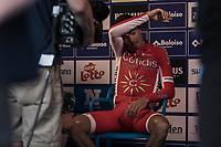 Winner Christophe Laporte (FRA/Cofidis) <br /> <br /> Baloise Belgium Tour 2018<br /> Stage 3: ITT Bornem - Bornem (10.6km)
