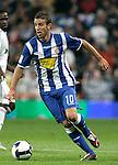 Espanol's Luis Garcia during la Liga match, October 05, 2008. (ALTERPHOTOS/Alvaro Hernandez)