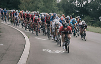 André Greipel (DEU/Lotto-Soudal) leading the way<br /> <br /> 97th Brussels Cycling Classic (1.HC)<br /> 1 Day Race: Brussels > Brussels (201km)