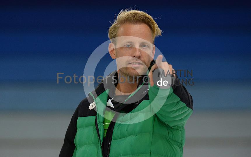 SCHAATSEN: HEERENVEEN, IJsstadion Thialf, 02-10-2020, TEAM REGGEBORGH, Michel Mulder, ©foto Martin de Jong