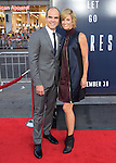 "MICHAEL KELLY and KARYN KELLY  attends The Premiere Of Universal Pictures' ""Everest"" held at the TCL Chinese Theatre  in Hollywood, California on September 09,2015                                                                               © 2015 Hollywood Press Agency"