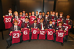 Kings College - 1st XV Jersey Presentation, 20 May 2021