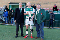 during the Championship Cup Quarter Final match between Ealing Trailfinders and Nottingham Rugby at Castle Bar , West Ealing , England  on 2 February 2019. Photo by Carlton Myrie / PRiME Media Images.