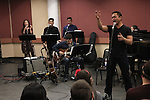Jose Llana in Rehearsal-Lincoln Center American Songbook 3/11/15