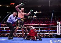 "10/9/21: ""Tyson vs Wilder III"" PPV Fight - Main Event"