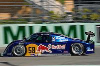 #58 Red Bull Porsche/Riley