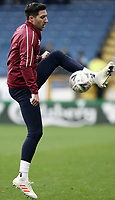 Burnley's Stephen Ward during the pre-match warm-up <br /> <br /> Photographer Rich Linley/CameraSport<br /> <br /> Emirates FA Cup Third Round - Burnley v Barnsley - Saturday 5th January 2019 - Turf Moor - Burnley<br />  <br /> World Copyright © 2019 CameraSport. All rights reserved. 43 Linden Ave. Countesthorpe. Leicester. England. LE8 5PG - Tel: +44 (0) 116 277 4147 - admin@camerasport.com - www.camerasport.com