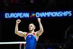 European Championships Glasgow 11th August 2018. Mens Team Finals