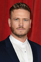 Matthew Wolfenden<br /> arriving for The British Soap Awards 2019 at the Lowry Theatre, Manchester<br /> <br /> ©Ash Knotek  D3505  01/06/2019