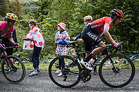 Naïro Quintana (COL/Arkea-Samsic) up the Col de Marie Blanque<br /> <br /> Stage 9 from Pau to Laruns 153km<br /> 107th Tour de France 2020 (2.UWT)<br /> (the 'postponed edition' held in september)<br /> ©kramon