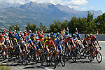 The start of Stage 5 of Tour de France 2020, running 183km from Gap to Privas, France. 2nd September 2020.<br /> Picture: ASO/Alex Broadway   Cyclefile<br /> All photos usage must carry mandatory copyright credit (© Cyclefile   ASO/Alex Broadway)