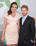 Seth Green and Clare Grant at The Universal Pictures' L.A. Premiere of TED held at The Grauman's Chinese Theatre in Hollywood, California on June 21,2012                                                                               © 2012 Hollywood Press Agency