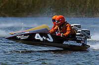 4-J (runabout)....Stock  Outboard Winter Nationals, Ocoee, Florida, USA.13/14 March, 2010 © F.Peirce Williams 2010