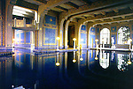 Hearst Castle San Simeon California<br />SWimming Pool