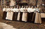 Female students at the Southern School of Photography.