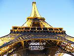 Eiffel Tower 2, Paris France