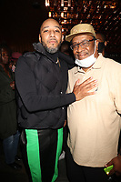 NEW YORK, NY- SEPTEMBER 12: Swizz Beatz and Father pictured at Swizz Beatz Surprise Birthday Party at Little Sister in New York City on September 12, 2021. Credit: Walik Goshorn/MediaPunch