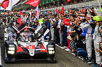 FIA WEC RACE - 24 HOURS OF LE MANS (FRA) 06/09-16/2019