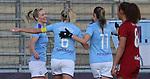 01.12.2019 Manchester City Women v Liverpool Women