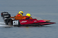 12-H,  12-V   (Outboard Hydroplanes)