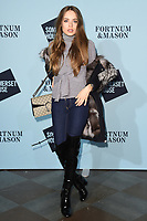 Xenia Tchoumi<br /> arriving for the Skate at Somerset House 2017 opening, London<br /> <br /> <br /> ©Ash Knotek  D3351  14/11/2017
