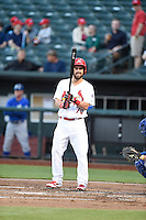 ***Temporary Unedited Reference File***Memphis Redbirds right fielder Nick Martini (70) during a game against the Omaha Storm Chasers on May 5, 2016 at AutoZone Park in Memphis, Tennessee.  Omaha defeated Memphis 5-3.  (Mike Janes/Four Seam Images)