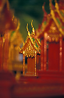 "Religious miniature temples, """"Buddhas house"""" in Phuket, Thailand"