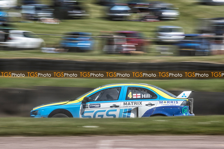 Steve Hill, Mitsubishi EVO X, BRX Supercars through Paddock during the 5 Nations BRX Championship at Lydden Hill Race Circuit on 31st May 2021