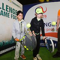 ABN AMRO World Tennis Tournament, Rotterdam, The Netherlands, 15 Februari, 2017<br /> Photo: Henk Koster
