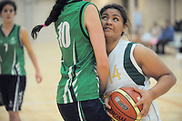 120525 Wellington Girls College Basketball