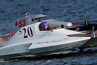 2010 Elizabeth City Regatta: Inboards