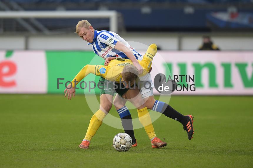 VOETBAL: HEERENVEEN: Abe Lenstra Stadion SC Heerenveen - Fortuna Sittard, uitslag 1-3, ©foto Martin de Jong