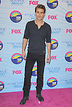 Paul Wesley  at FOX's 2012 Teen Choice Awards held at The Gibson Ampitheatre in Universal City, California on July 22,2012                                                                               © 2012 Hollywood Press Agency