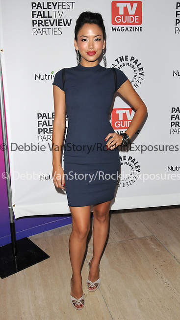 Stephanie Jacobsen at The Paley Fest : Fall TV Preview Party presented by TV Guide of The CW - The Vampire Diaries & Melrose Place held at The Paley Center in Beverly Hills, California on September 14,2009                                                                   Copyright 2009 DVS / RockinExposures