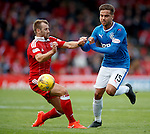 Niall McGinn and Harry Forrester