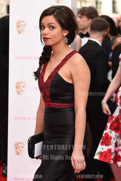 Georgina Campbell<br /> arrives for the 2015 BAFTA TV Awards at the Theatre Royal, Drury Lane, London. 10/05/2015 Picture by: Steve Vas / Featureflash