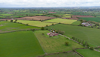 BNPS.co.uk (01202) 558833. <br /> Pic: CorinMesser/BNPS<br /> <br /> Plans to build a huge solar power farm over the landscape that inspired author Thomas Hardy have been met with growing opposition.  <br /> <br /> The industrial-sized plant would see some 150,000 panels cover 190 acres of Dorset countryside.