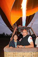 201710 October Hot Air Balloon Cairns
