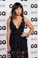 Louisa Rose Allen AKA Foxes  arrives for the GQ Men Of The Year Awards 2016 at the Tate Modern, London