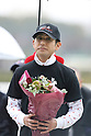 Hirofumi Shii Jockey Retirement ceremony