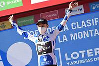 4th September 2021; Sanxenxo to Castro De Herville De Mos, Pontevedra, Spain; stage 20 of Vuelta a Espanya cycling tour; Dsm Storer, Michale Castro De Herville De Mos