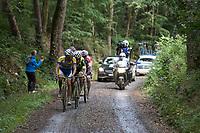 Benjamin Declercq  (BEL/Sport Vlaanderen-Baloise)<br /> <br /> Dwars door het Hageland (1.1)<br /> 1 Day Race: Aarschot > Diest (194km)