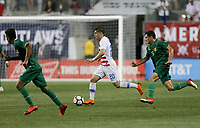 Chester, PA - Monday May 28, 2018: Lynden Gooch during an international friendly match between the men's national teams of the United States (USA) and Bolivia (BOL) at Talen Energy Stadium.