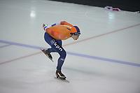 SPEEDSKATING: Calgary, The Olympic Oval, 08-02-2020, ISU World Cup Speed Skating, 5000m Men Division A, Jorrit Bergsma (NED), ©foto Martin de Jong