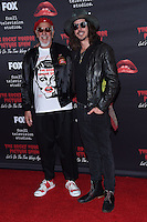 Lou Adler + son Cisco Adler @ the Fox Television premiere of 'The Rocky Horror Picture Show' held @ the Roxy. October 13, 2016 , West Hollywood, USA. # PREMIERE DE 'THE ROCKY HORROR PICTURE SHOW' A LOS ANGELES
