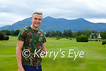 Jordan Lee Killarney who flew out to the Japan on Wednesday to represent Ireland in the Parolympics