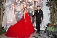Pierre et Beatrice Casiraghi<br /> Bal de la Rose 2016 imagine par Karl Lagerfeld, Soiree Cuba donnee au profit de la Fondation Princesse Grace