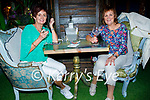 Enjoying the evening in Benners on Friday, l to r: Breda Costello and Eileen O'Sullivan from Tralee.